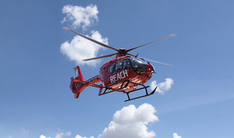REACH Air Medical Services & American MedFlight Clinicians Awarded Nevada Star of Life